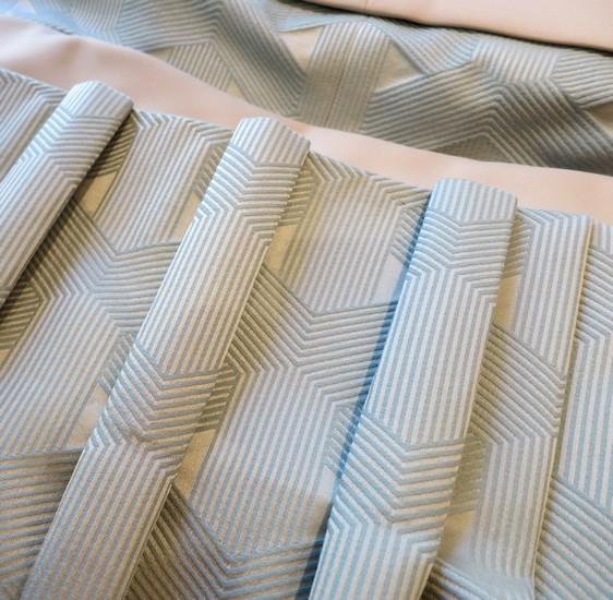 Tissu occultant thermique excellent tissu occultant pas - Doublure thermique au metre ...