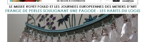 Les journées européennes des métiers d'art - avril 2018